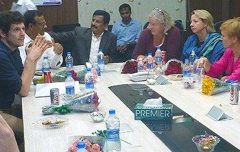 Tamil Nadu Mission Nov 2016. Foto: Gisela Burckhardt