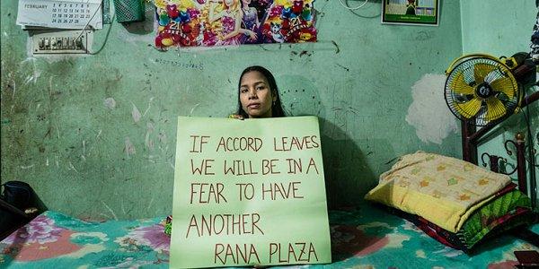 Werden die Fabriken nun wieder unsicherer? Foto: © Kristof Vadino | Clean Clothes Campaign