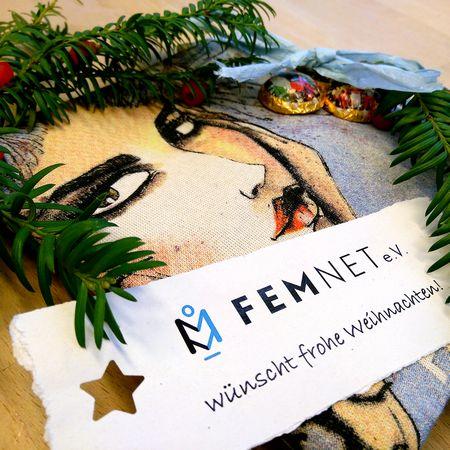 FEMNET wünscht Frohe Weihnachten