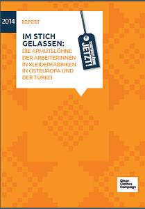 Cover 'Im Stich gelasssen'