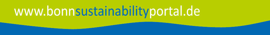 Logo Bonn Sustainability Portal