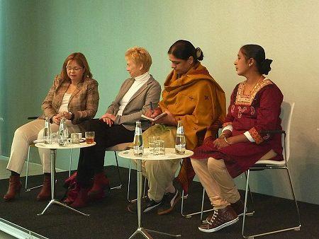 Pressekonferenz ver.di-Berlin