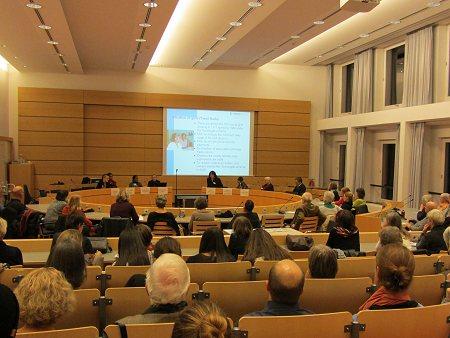 Öffentliche Abendveranstaltung im Stuttgarter Rathaus