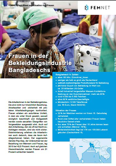 cover factsheet bangladesh