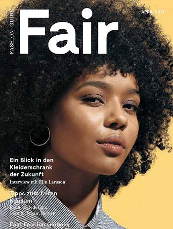 "Download des ""Fair - Dein Fashion Guide"" als PDF-Datei"